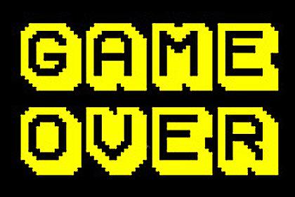 Mate a Pessoa Acima com Um Golpe de Anime/Filme/Jogo - Página 3 Game-over